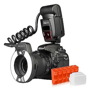 Macro Inel Flash pentru Nikon cu Led Af Assist Lamp