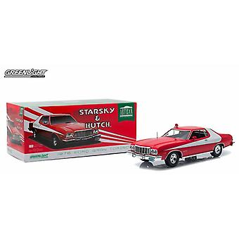 Starsky & Hutch 1976 Ford Gran Torino 1:18 Échelle Greenlight 19017