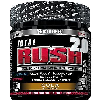 Total Rush 2.0, Orange - 375 grams