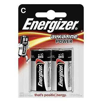 Batteries Energizer 24670 LR14 (2 uds)
