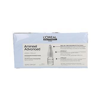 Anti-Hårtab Ampoulles Expert Aminexil Advanced L'Oreal Professionnel Paris (10 uds)