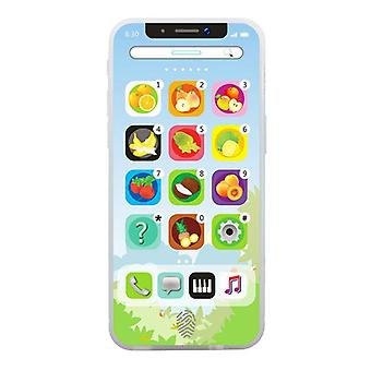 Baby Study English Musical Phone Learning-educational