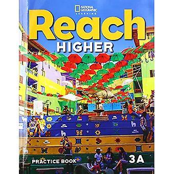 Reach Higher Practice Book 3A