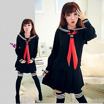 Sailor Cosplay Uniforms School Nouveau