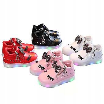 Chaussures pour enfants de 1 à 9 ans avec lumières LED
