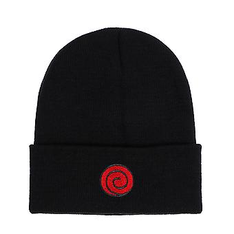 Anime Cartoon Embroidery Knitted Hat