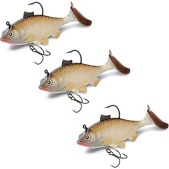 Storm WildEye Live Shiner Fishing Lures (3-Pack)