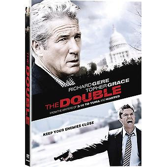 Double [DVD] USA import