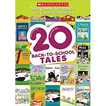 20 cuentos de back to School: importación de Estados Unidos Scholastic Storybook [DVD]