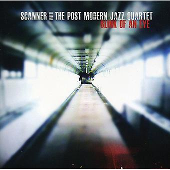 Scanner with the Post Modern Jazz Quarte - Blink of an Eye [CD] USA import