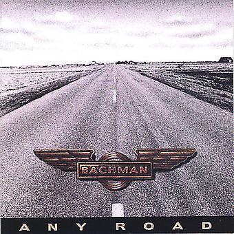 Randy Bachman - importation USA Any Road [CD]