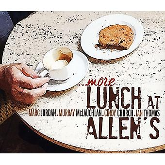 Lunch at Allens - More Lunch at Allens [CD] USA import