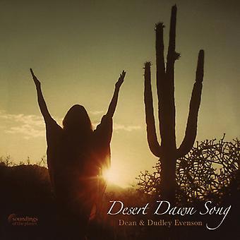 Dean Evenson & Dudley - Desert Dawn Song [CD] USA import