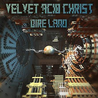 Velvet Acid Christ - Dire Land [CD] USA import