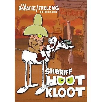 Sheriff Hoot Kloot (1973-74) (17 Cartoons) [DVD] USA import