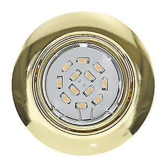 EGLO Peneto cirkel LED infällda lampfäste