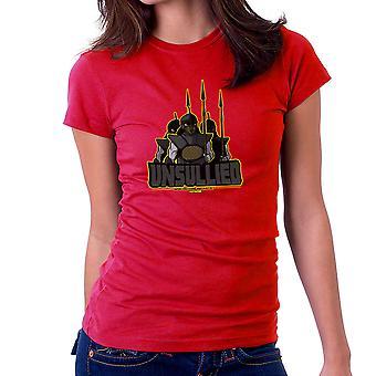 Overwinningstoespraak gespecialiseerde infanterie Astapor spel van tronen Women's T-Shirt