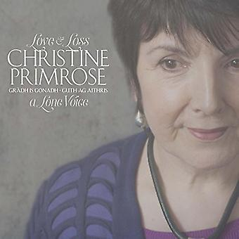 Christine Primrose - Gradh Is Gonadh - Guth Ag Aithris (Love and Loss - [CD] USA import