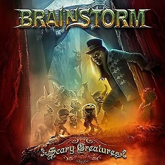 Brainstorm - Scary Creatures [CD] USA import