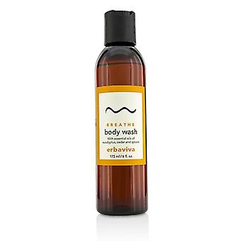 Erbaviva Breathe Body Wash - 175ml/6oz