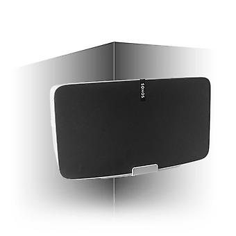 Vebos hjørnet wall mount Sonos spille 5 gen 2 hvite