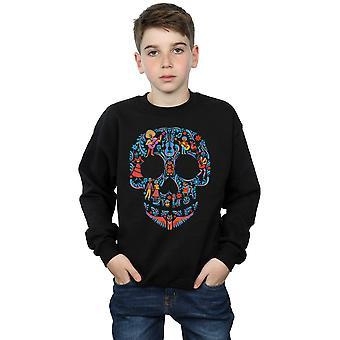 Disney jungen Coco Schädel Schnitt Sweatshirt