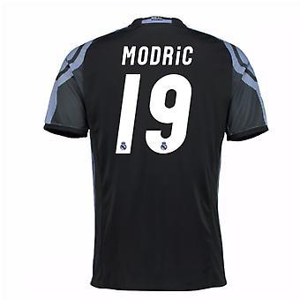 2016-17 real Madrid 3e Shirt (Kovac 19) - Kids