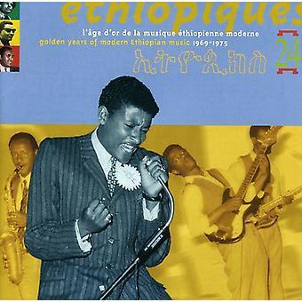 Ethiopiques - Vol. 24-Ethiopiques [CD] USA import