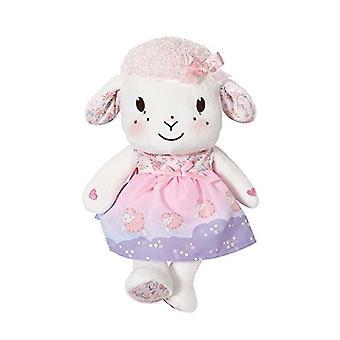 Mon 1er bebe Annabell peu d'agneau avec berceuse
