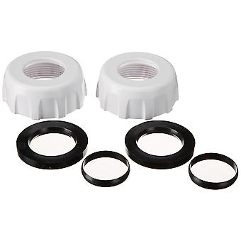 "Hayward GLX-DIY-CCN15 1.5"" Ring and Collar and Nut Set"