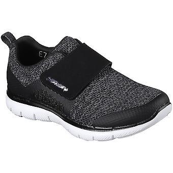 Skechers महिलांना/लेडीज फ्लेक्स की अपील २.० कदम आगे प्रशिक्षकों जूते