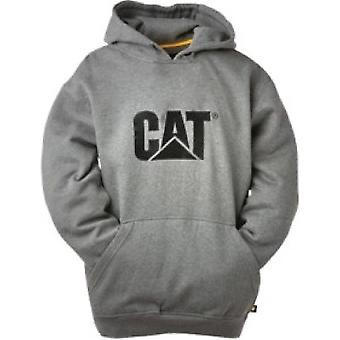 Caterpillar Mens Trademark Sweatshirt Grey