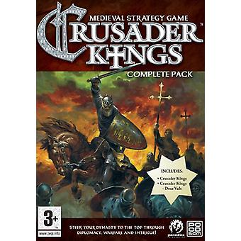 Crusader Kings Complete Pack (PC) - Nouveau