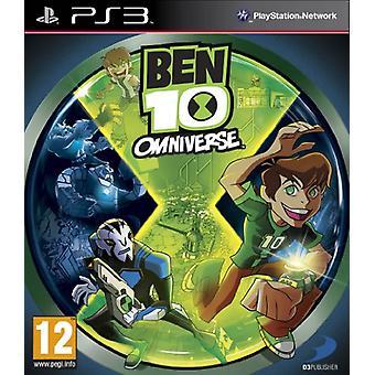 Ben 10 Omniverse (PS3) - Nouveau