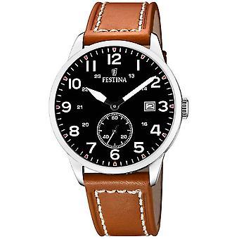 Festina mens watch set with alternating band F20347-7