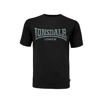 Lonsdale mens T-Shirt logo Kai