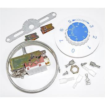 Universal VC1 Refrigerator Fridge Thermostat Kit