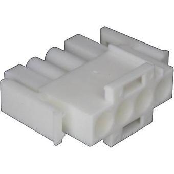 Caja de TE conectividad Pin - cable Universal-MATE-N-LOK número de pernos 4 350779 1 1 PC