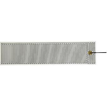 Chauffage de Polyester thermo feuille autocollante 230 V AC 100 W estimation d'IP IPX4 (L x L) 700 mm x 170 mm