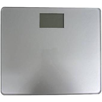 TFA Dostmann Big Step Digital bathroom scales Weight range=200 kg White