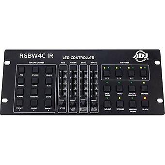 ADJ RGBW4C IR DMX controller 8-channel
