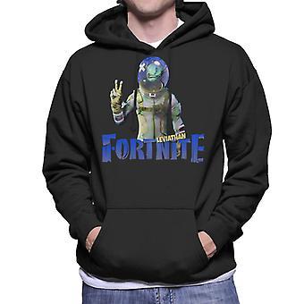 Leviathan Fortnite Men's Hooded Sweatshirt