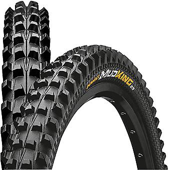 Continental mud King 2.3 Apex bicycle tyres / / 57-622 (28 × 2, 25″ Pinback)