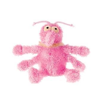 Fuzzyard 'Scratchette' Rosa floh klein