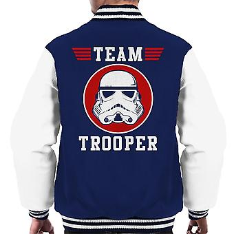 Original Stormtrooper Team Trooper Men's Varsity Jacket