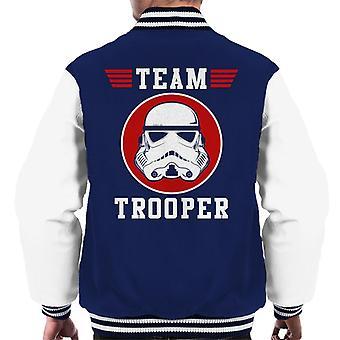 Jaqueta original Stormtrooper equipe soldado masculino