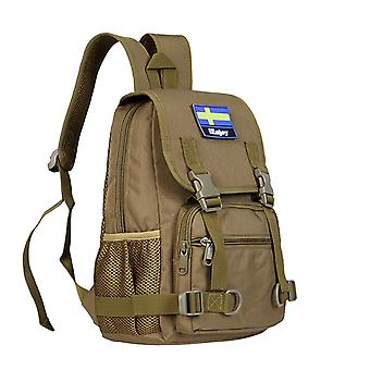 Backpack in durable fabric