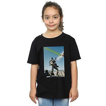 Star Wars Kızlar Boba Fett Tatooine T-Shirt