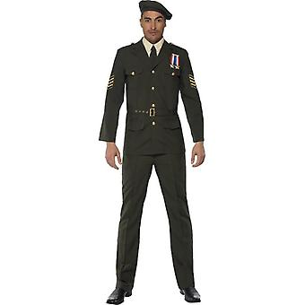 Wartime Officer, Chest 42