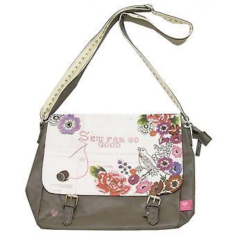 Disaster Handbag SO SAT Sew On